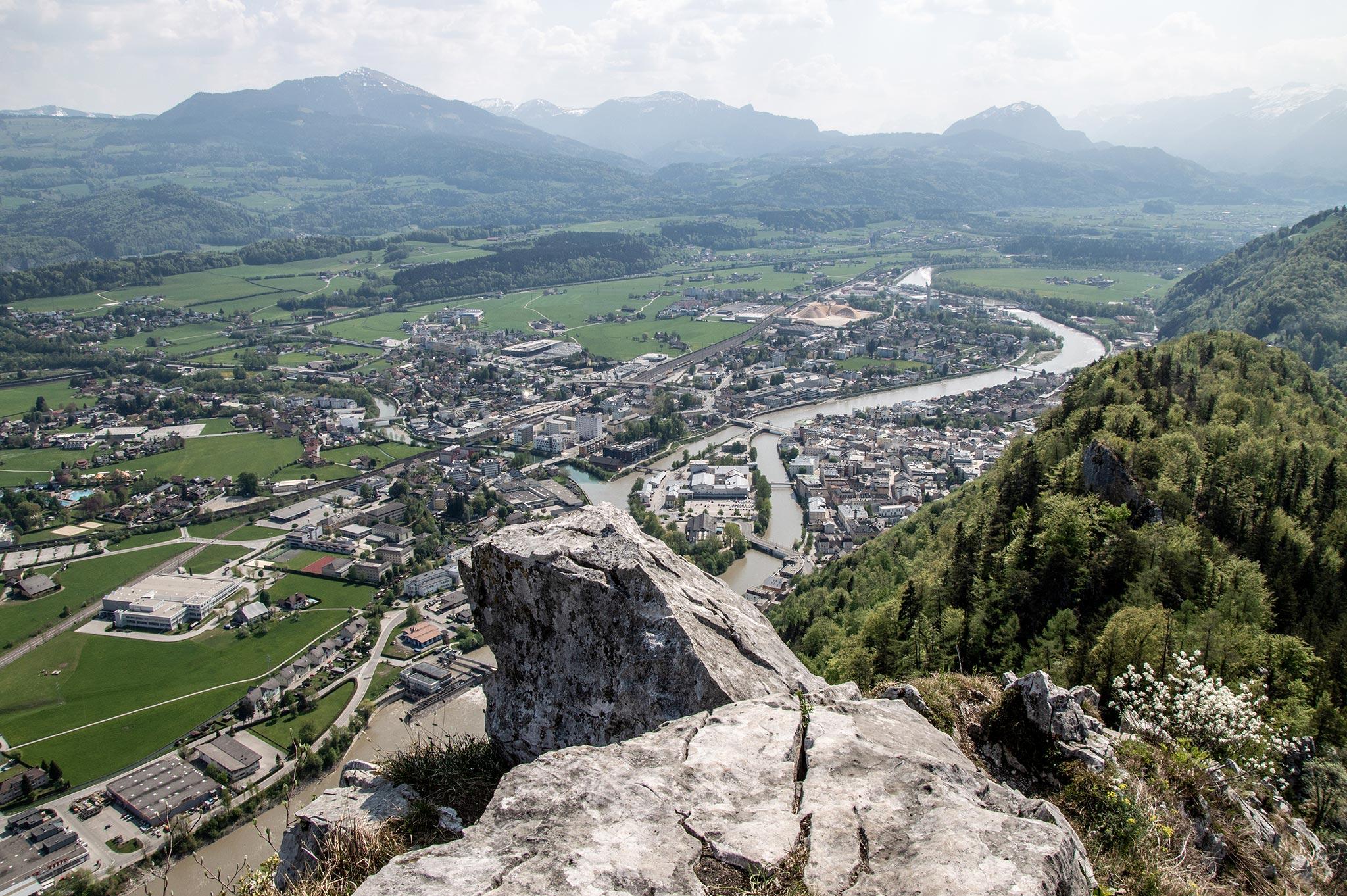 Wanderung über die Ruine Türndl auf den Kleinen Barmstein
