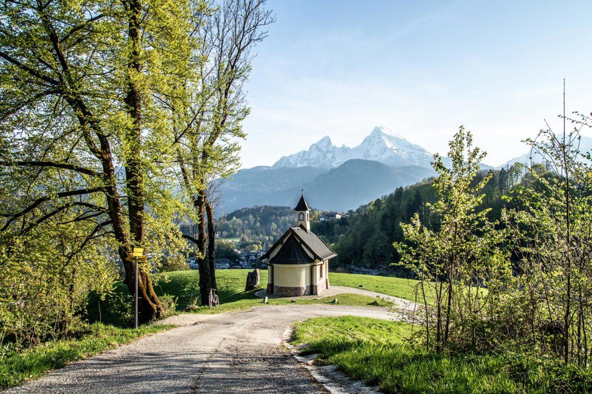 Ein echter Logenplatz in Berchtesgaden