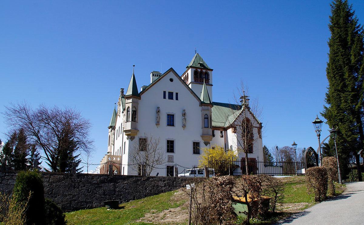 Villa Stöhr Berchtesgaden
