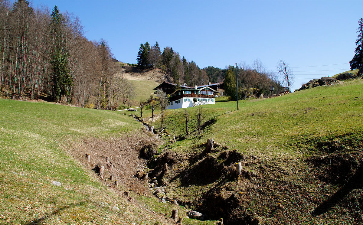 Bauernhaus Marxenhöhe