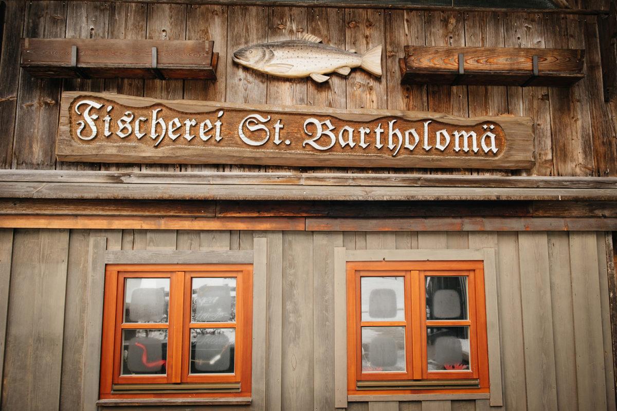 Das Reich des Fischers vom Königssee