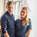 Jens Atzorn (als Quirin Pankofer) und Judith Hoersch (die neueLena Lorenz) © ZDF/Susanne Bernhard