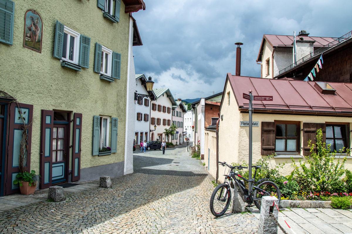 Florianiviertel Bad Reichenhall