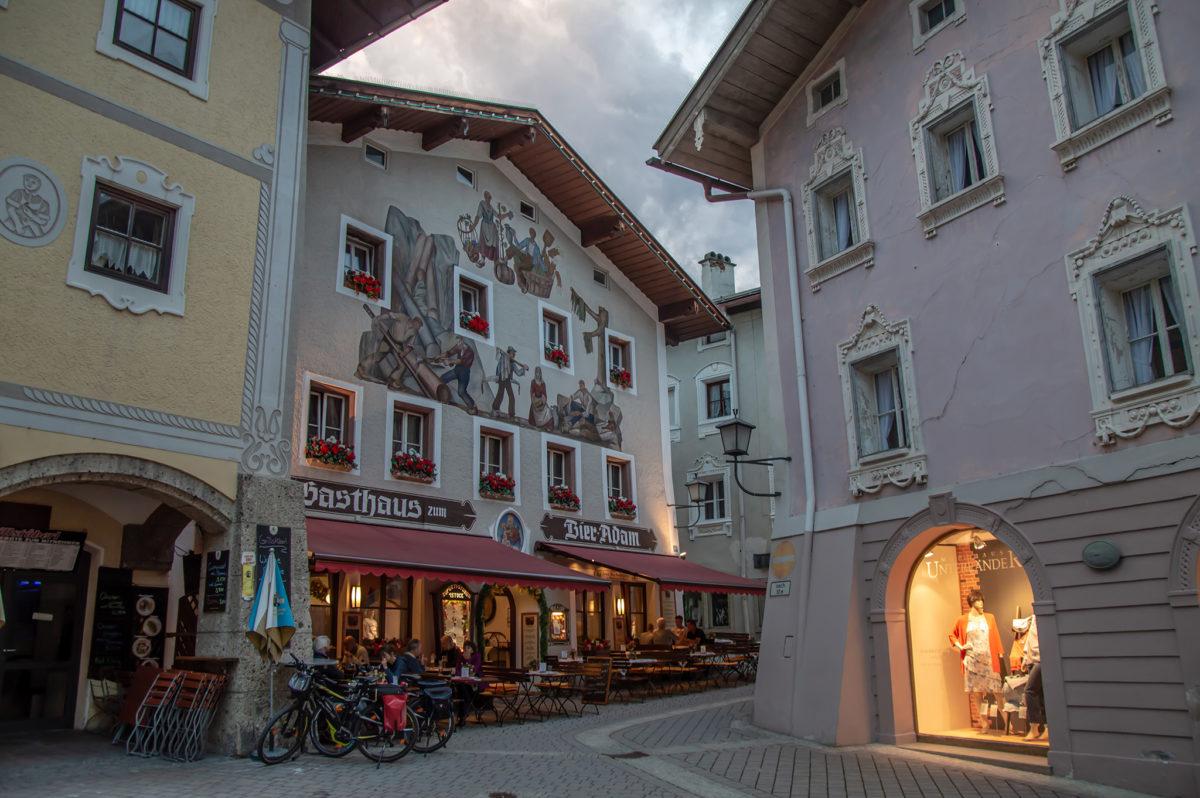 Bier Adam, die älteste Bierwirtschaft in Berchtesgaden