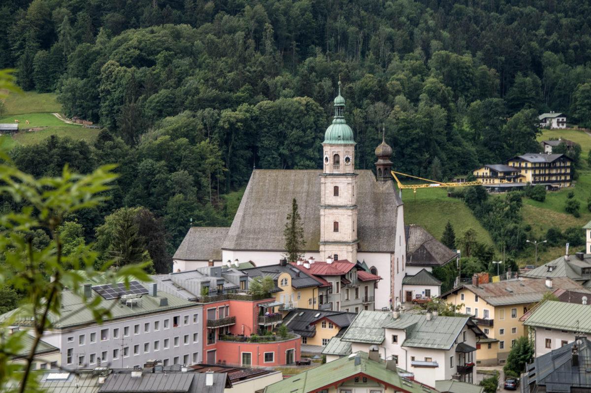 Die Franziskaner-Kirche