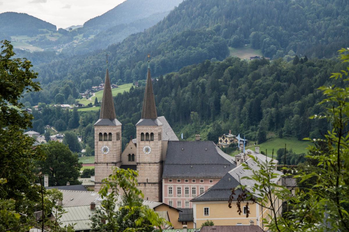 Stiftskirche und Königliches Schloss