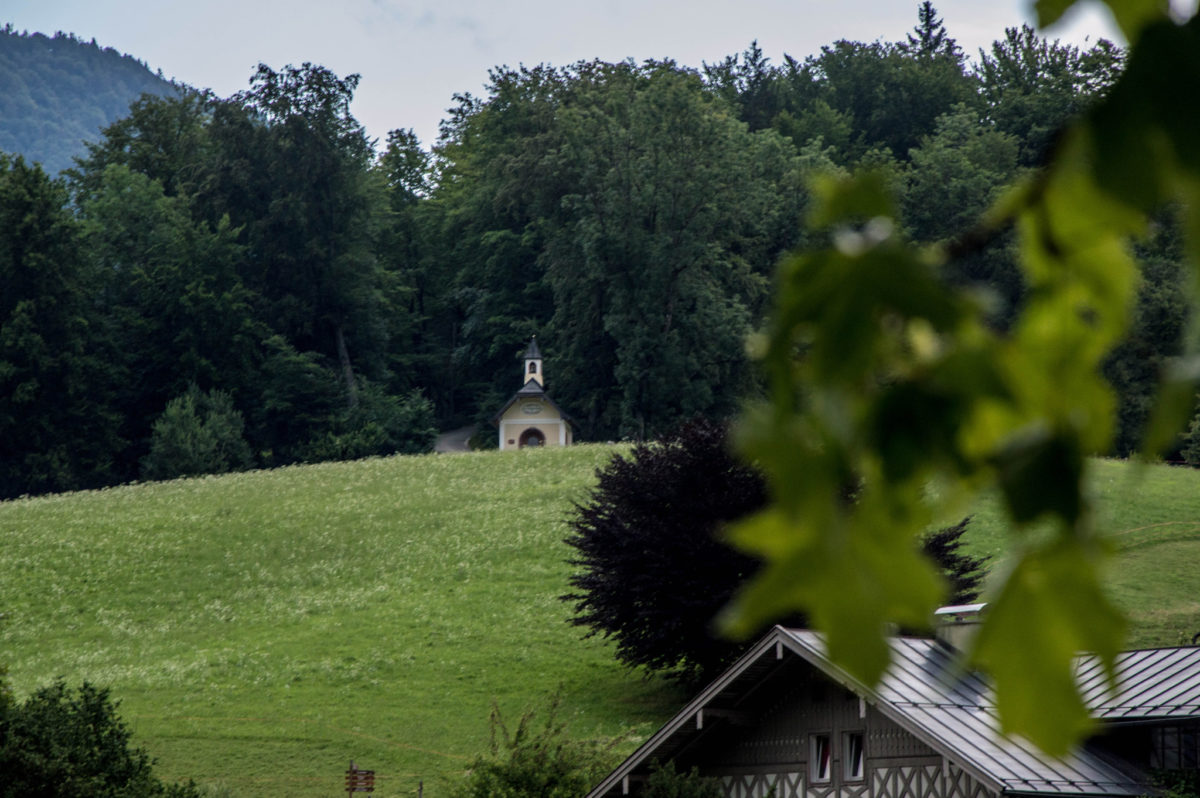 Die Kirchleitn-Kapelle