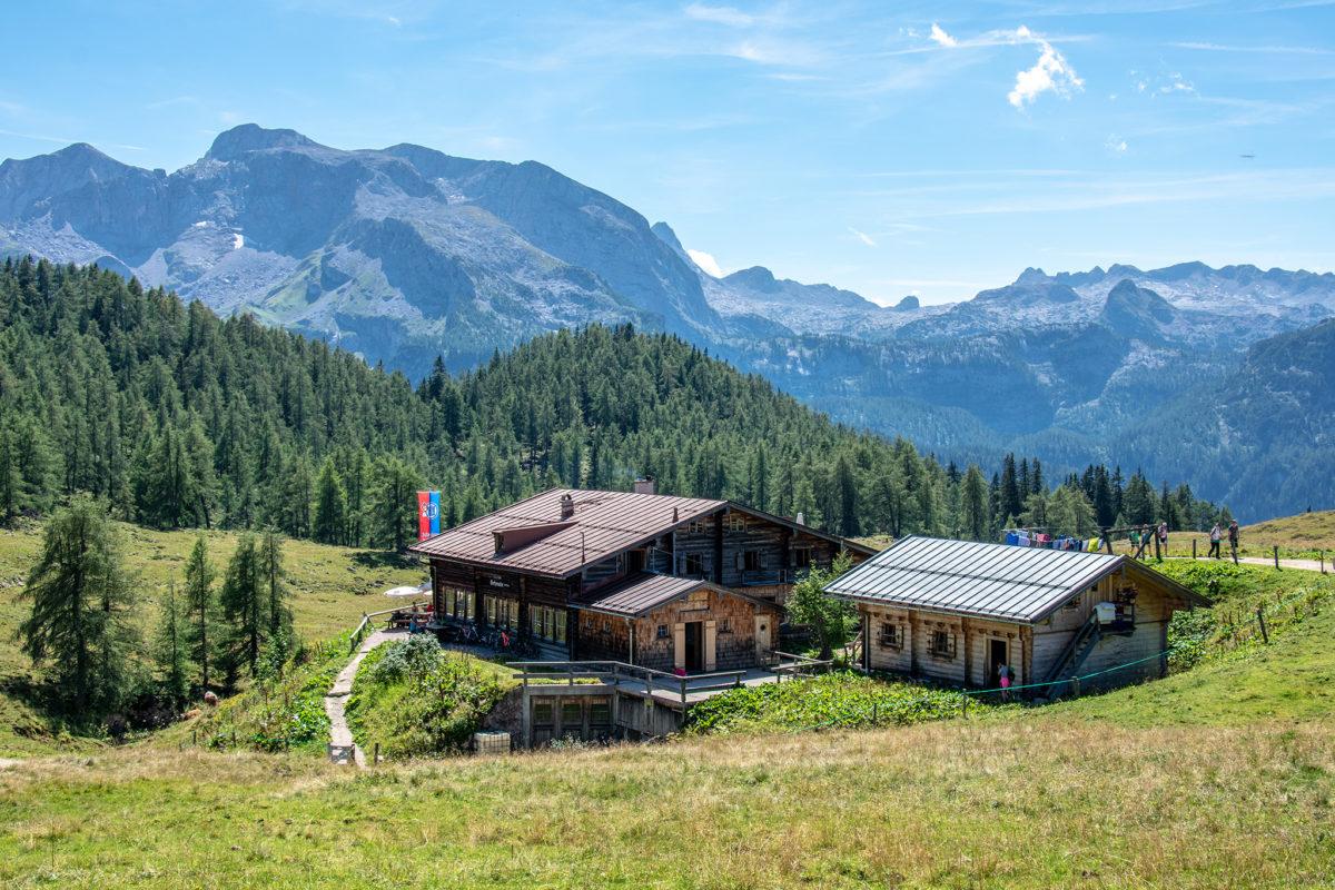 Berggaststätte Gotzenalm