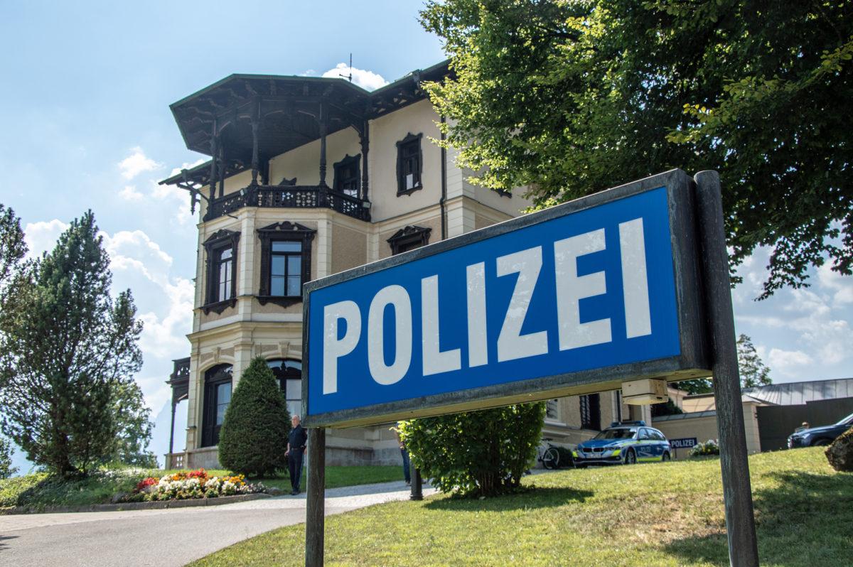 Deutschlands schönste Polizeidienststelle