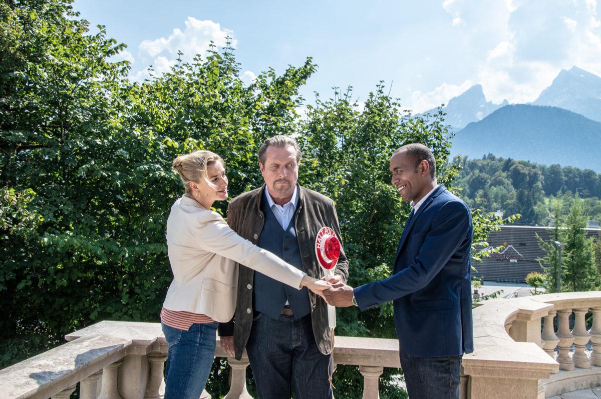 «Watzmann ermittelt»: Neue Krimiserie für ARD-Vorabend