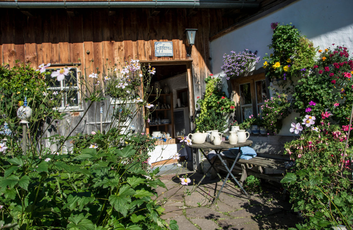 Rita Schuhmachers Garten