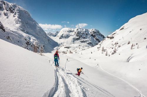 Skitour Große Reibn