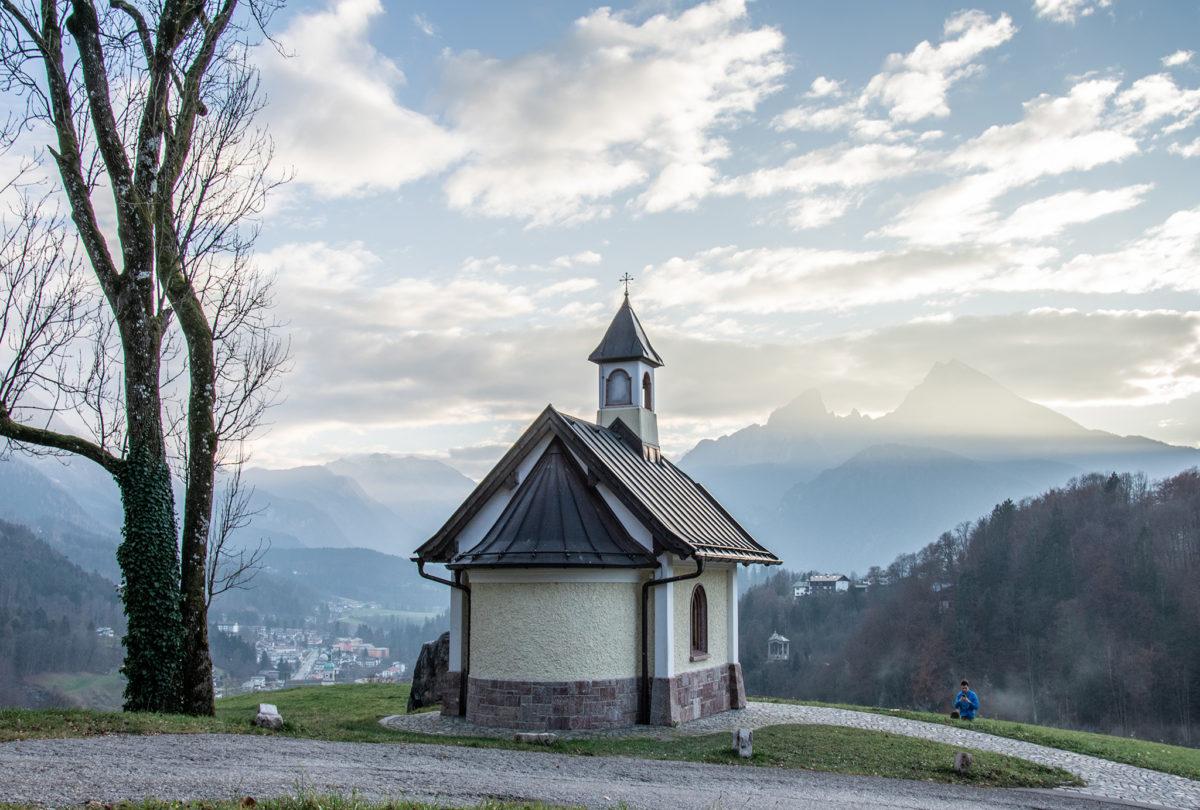 Kirchleitnkapelle: Kapelle der Seligpreisungen auf dem Ponnzenzenbichl