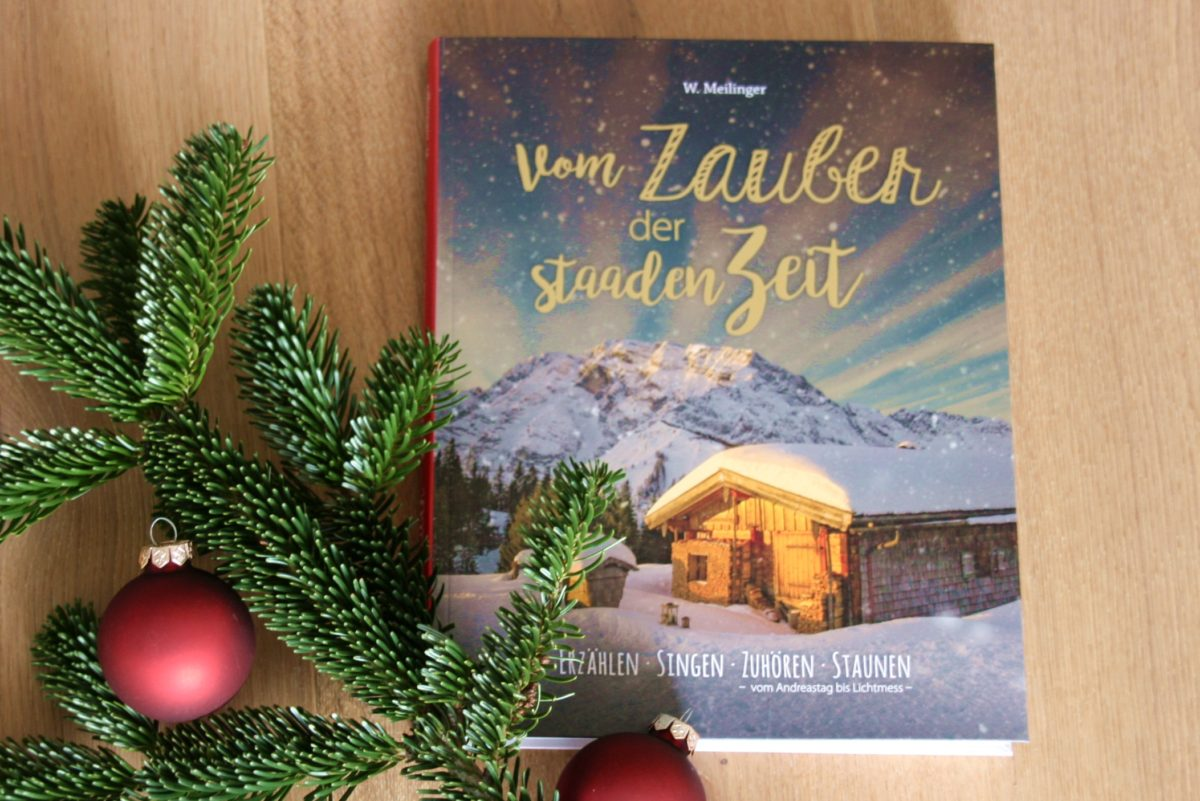 Das stimmungsvolle Weihanchtsbuch aus Berchtesgaden