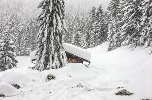 Das Wintergatter im Pfaffenthal