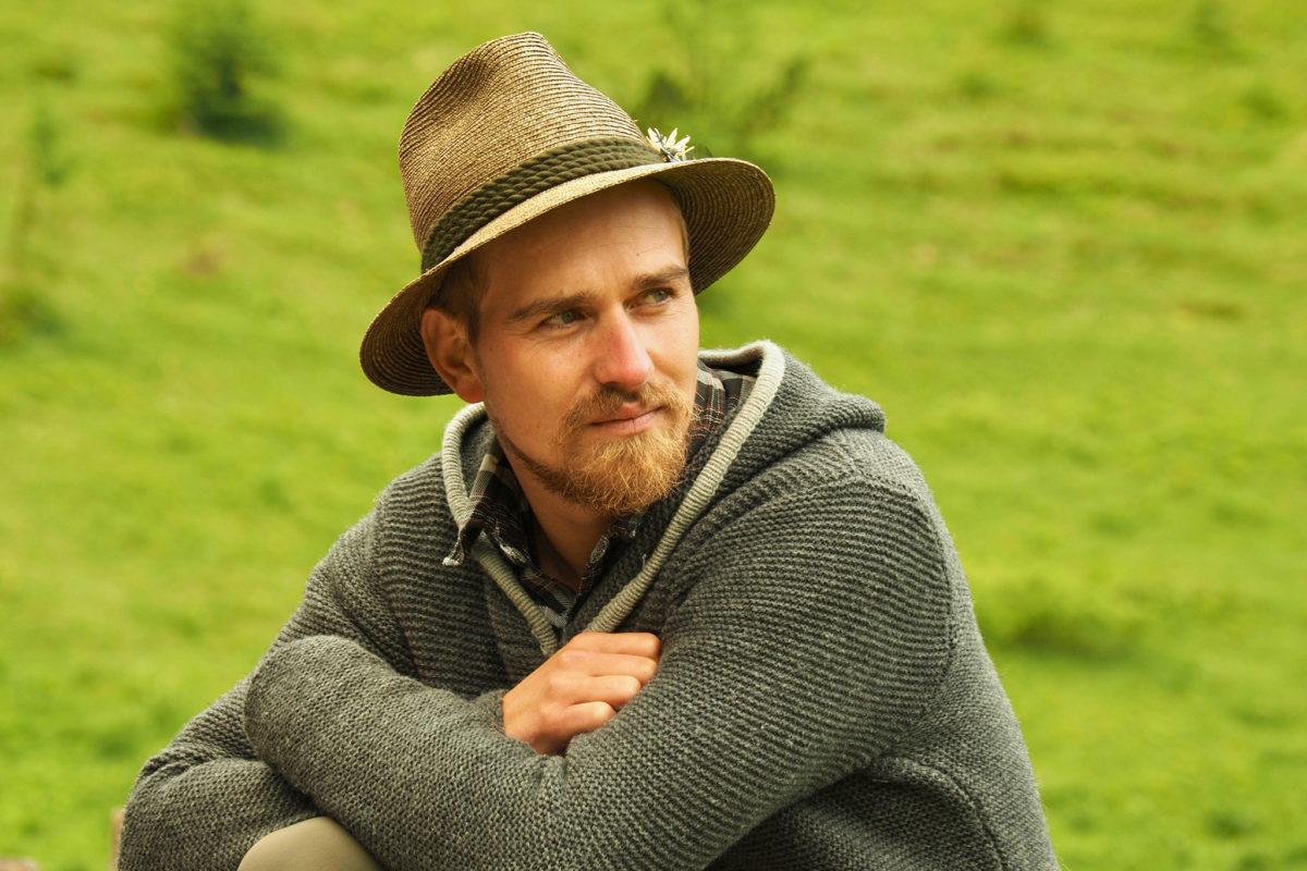 Max Irlinger träumt vom Bergbrennen