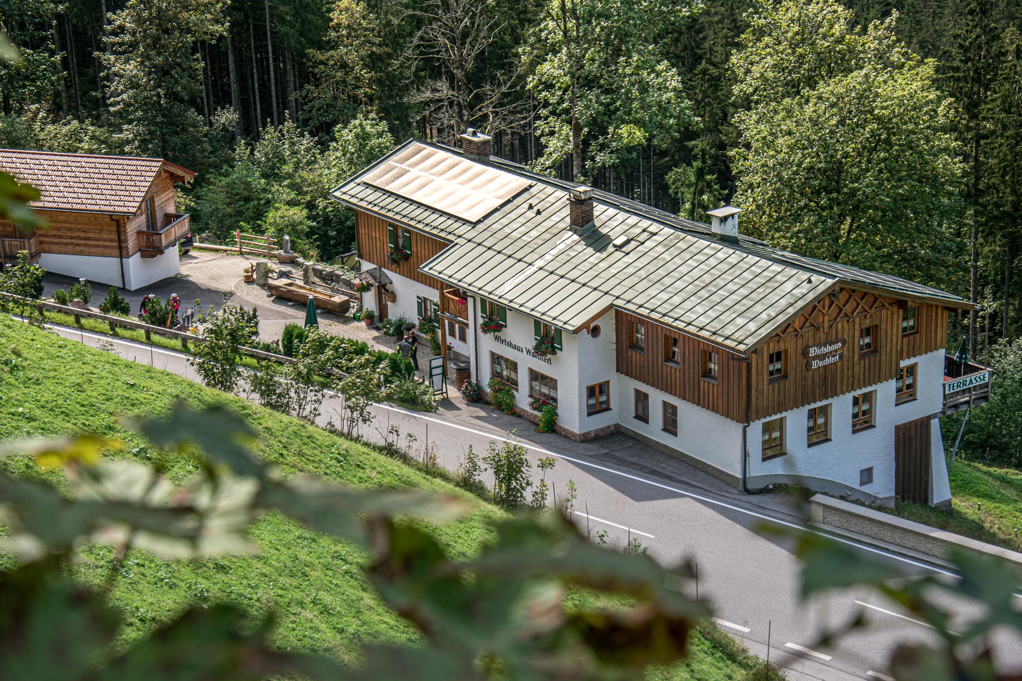 Wirtshaus Wachterl Ramsau