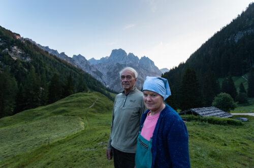 Sepp und Lieserl Wurm: Die Sennleute von der Bindalm