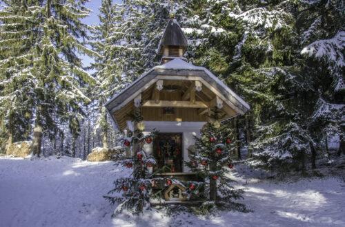Die Kapelle am Resteck