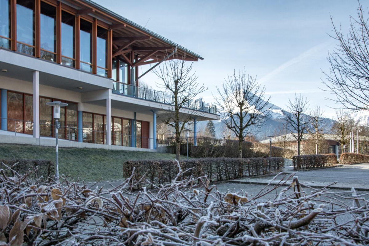 Die Watzmann Therme Berchtesgaden