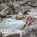Rauschendes Wasser im Zauberwald Ramsau